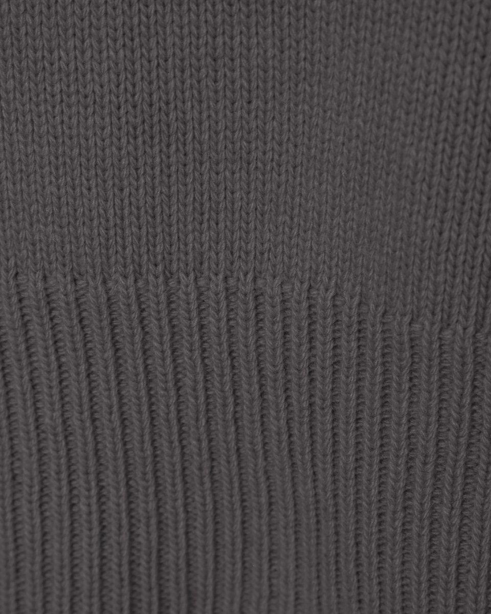 Свитер из шерсти и кашемира, серый