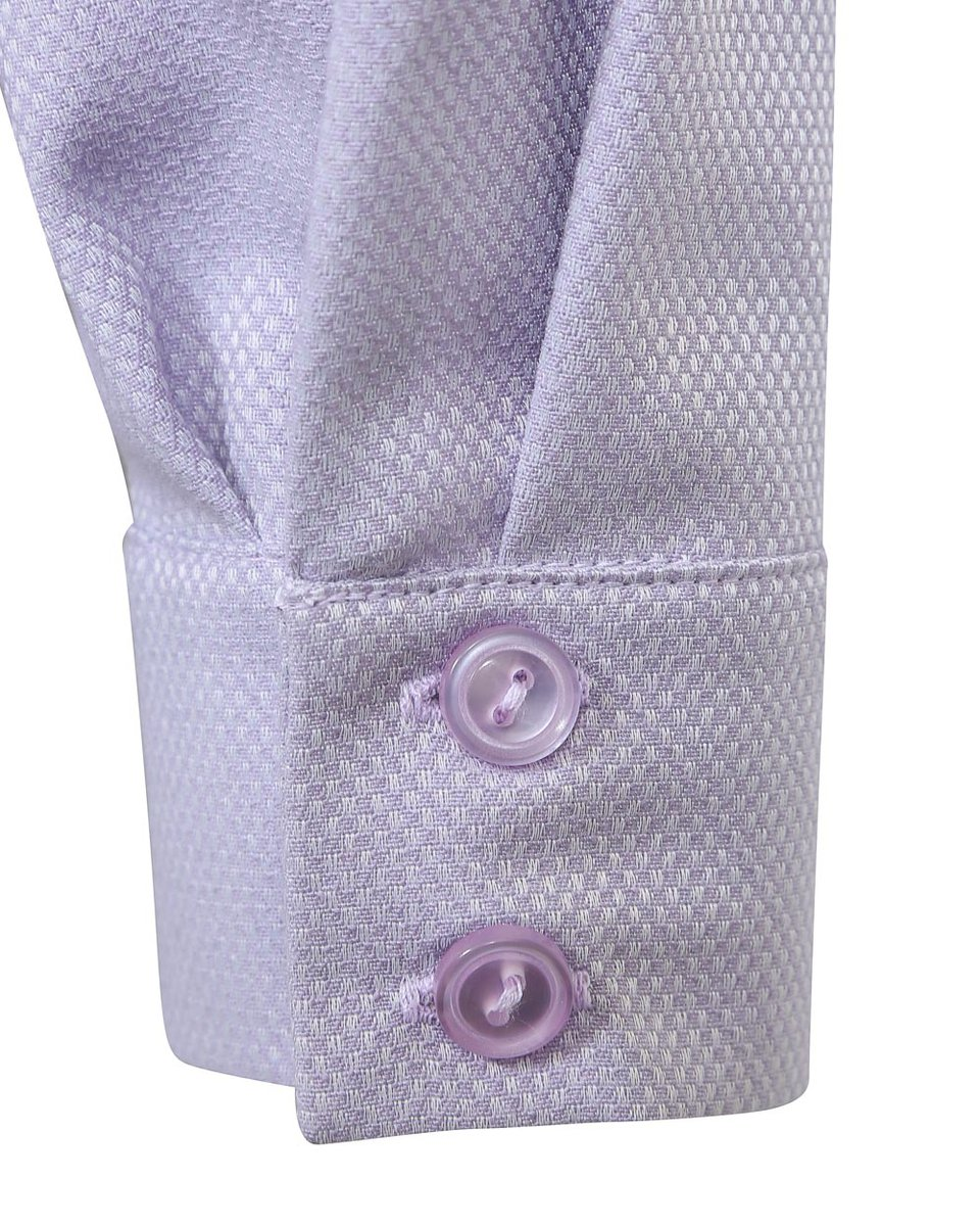 Классическая блуза сиреневого цвета