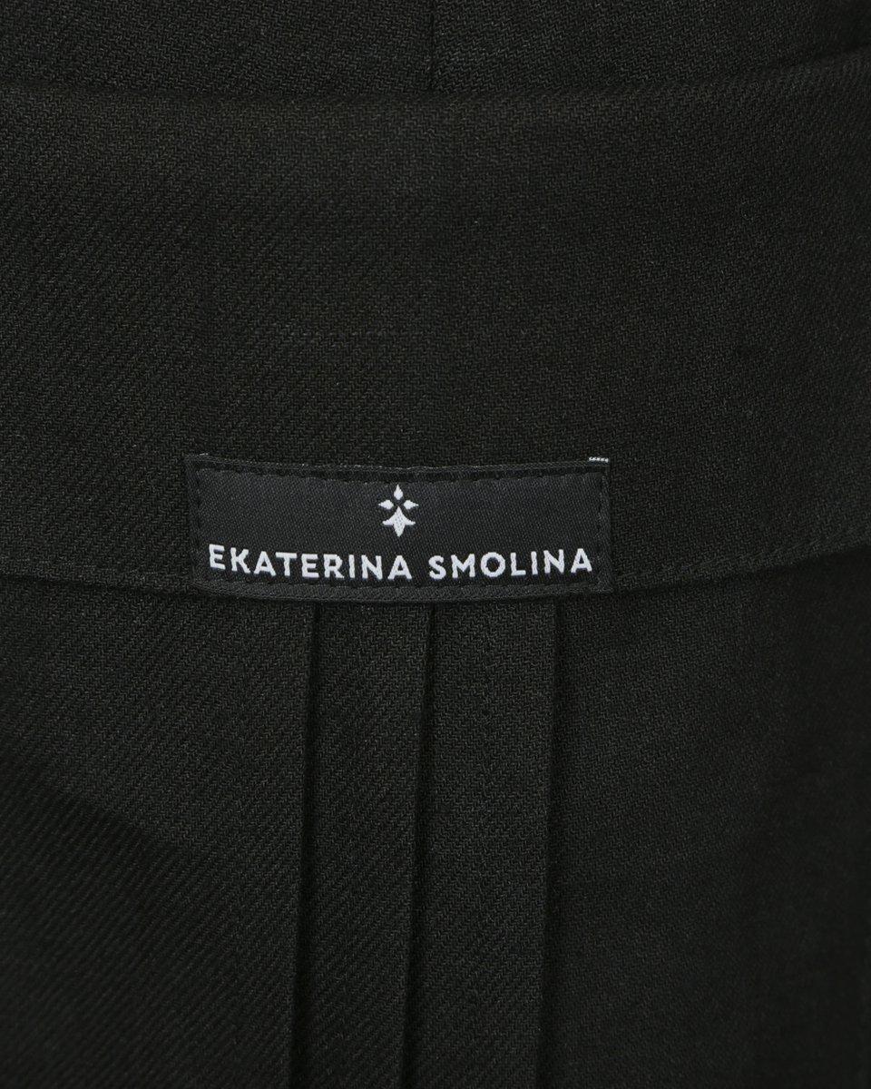Комплект шорты и юбка с запахом из льна