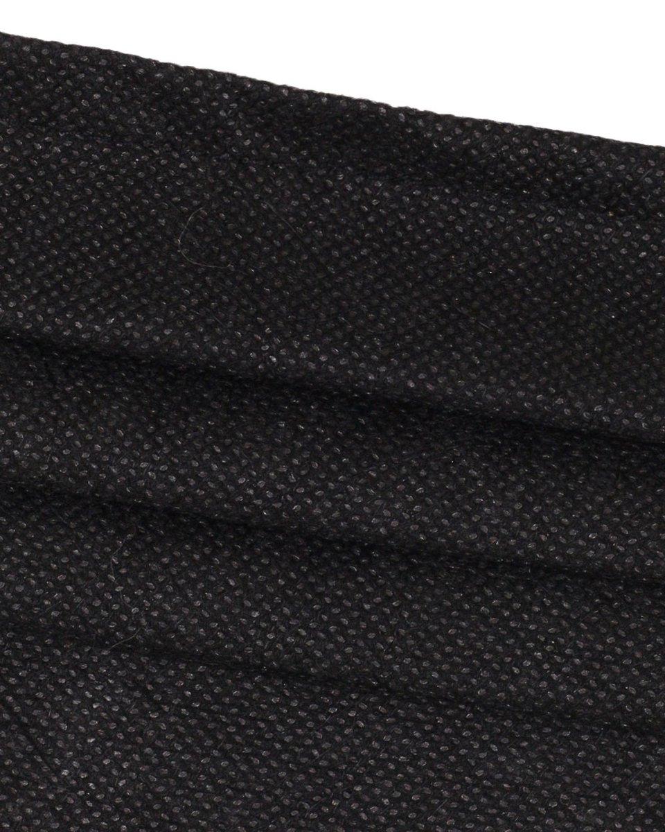 Многоразовая маска черного цвета