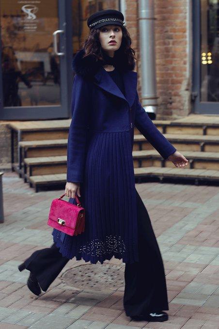 Женское зимние пальто 2019. Фото. Купить в Модный дом Екатерины Смолиной 5220957a8cc1f