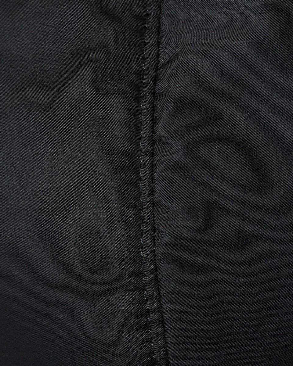 Пальто из плащевой ткани с шерстяной подкладкой