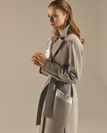 befad4bc218 Женские пальто из новой коллекции 2019. Фото моделей. Купить в ...