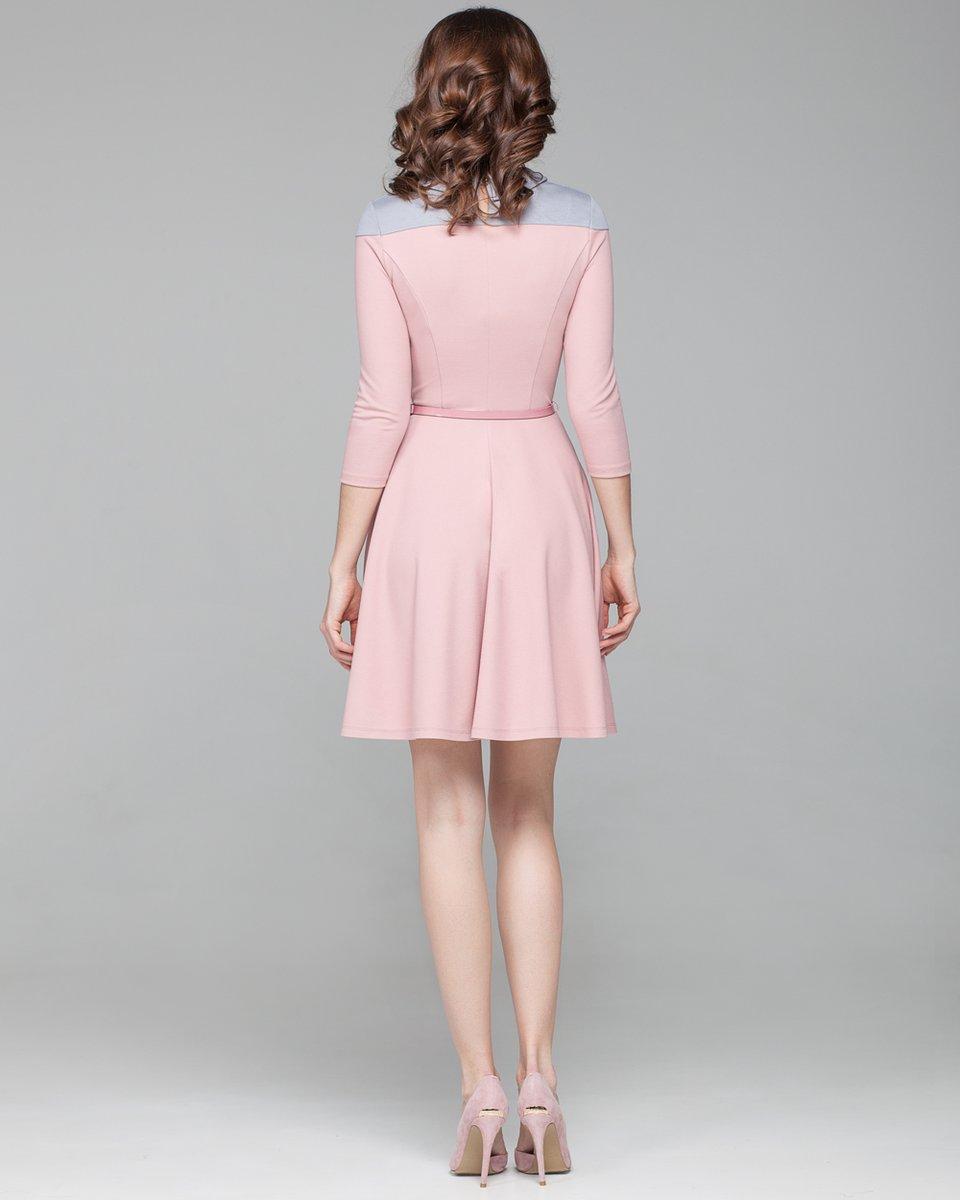 Платье с карманом в форме сердца