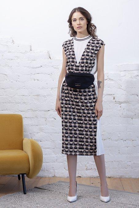 8e4e3204700 Самые модные фасоны платьев весна лето 2019 - типы и модели платьев ...