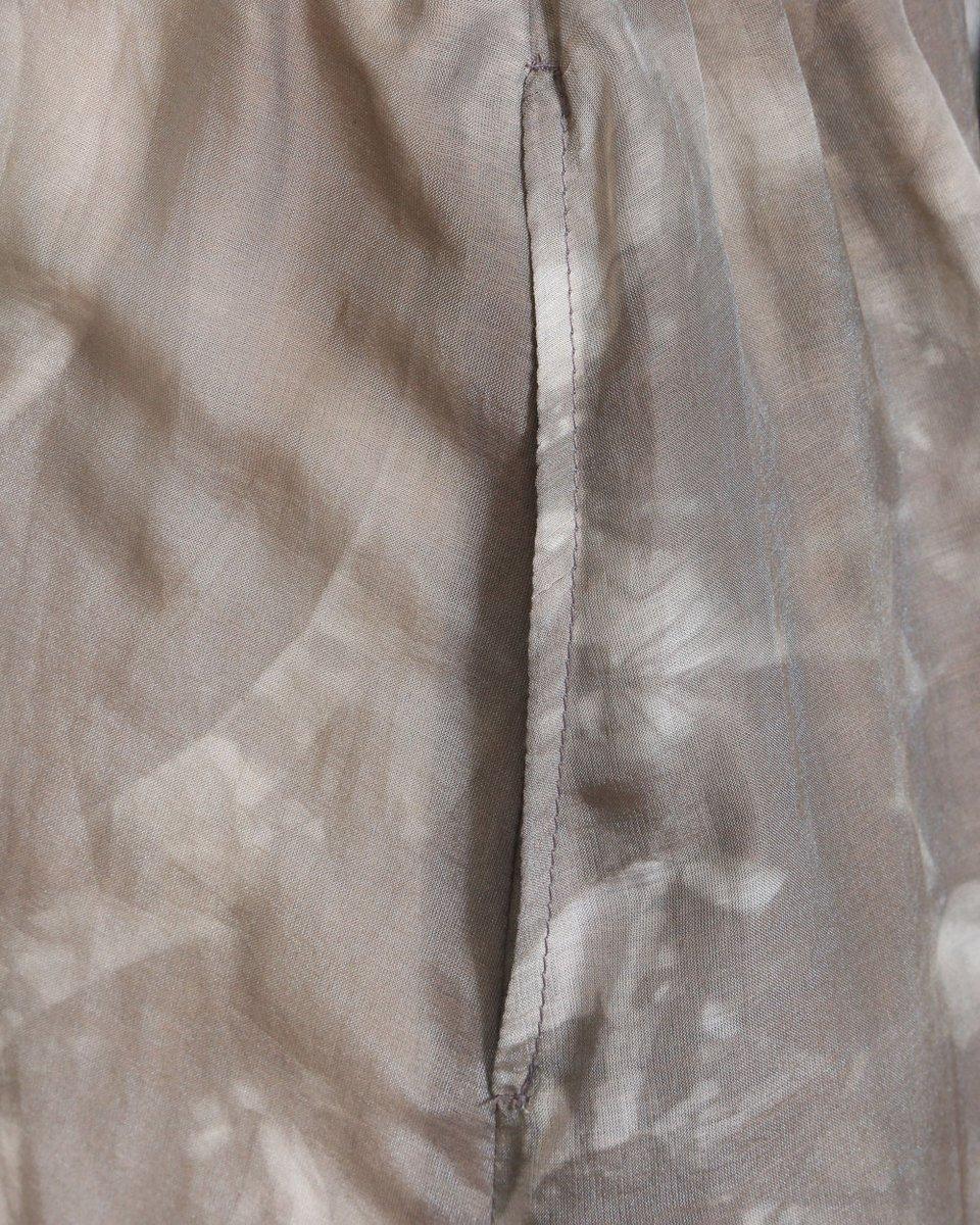 Туника с капюшоном и базовым платьем
