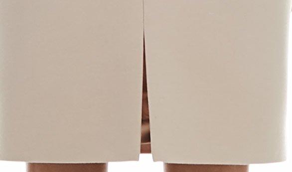 Юбка-карандаш, бежевого цвета