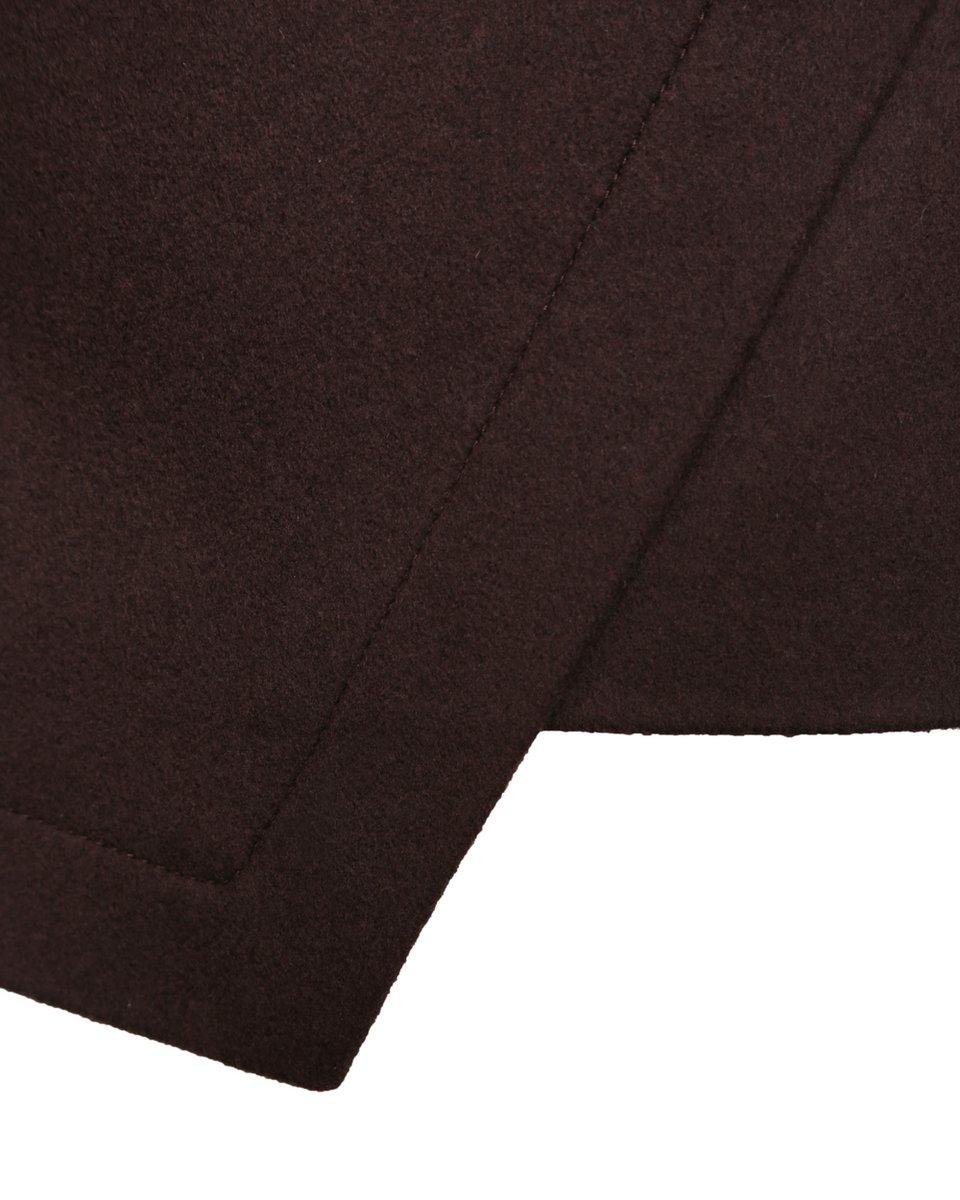Юбка-мини с асимметричным подолом