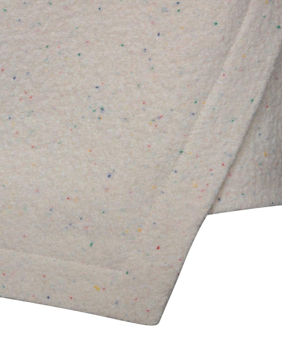 Шерстяная юбка-мини с асимметричным подолом