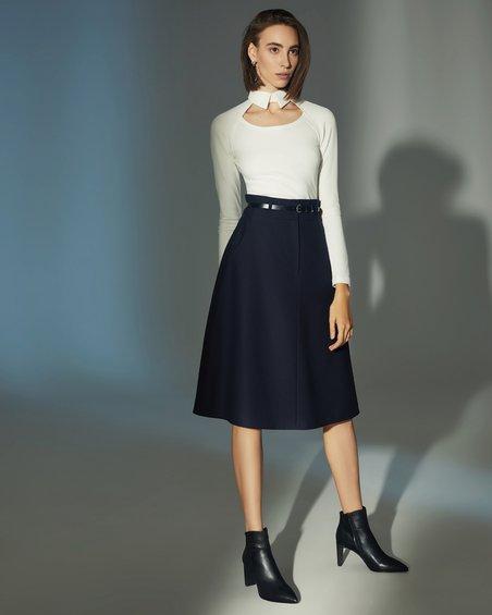 bcc4c010e96 Купить стильные женские юбки 2019. Подробные фото. Интернет-магазин ...