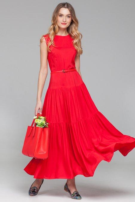 e5c4af78f86 Красное платье. Модный дом Екатерины Смолиной.