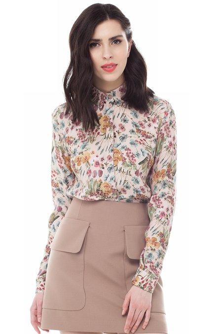 00ee11786f0 Шифоновые блузки фото. Коллекция. Модный дом Смолиной.