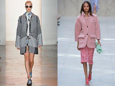 26a01104f64 Весеннее пальто мода 2019. Модный дом Екатерины Смолиной.