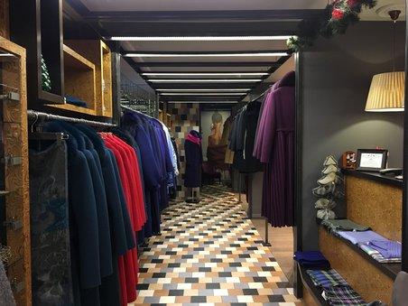 6b11bce3935c Магазины, где можно приобрести оригинальные пальто от Модного дома ...