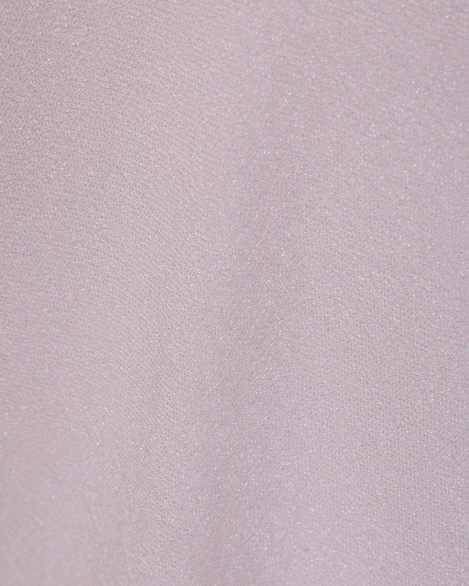 Блуза-футболка из шелка, розового цвета