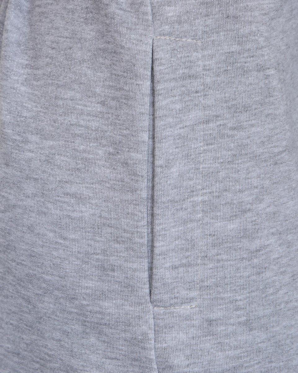 Тренч-кардиган из трикотажа серого цвета