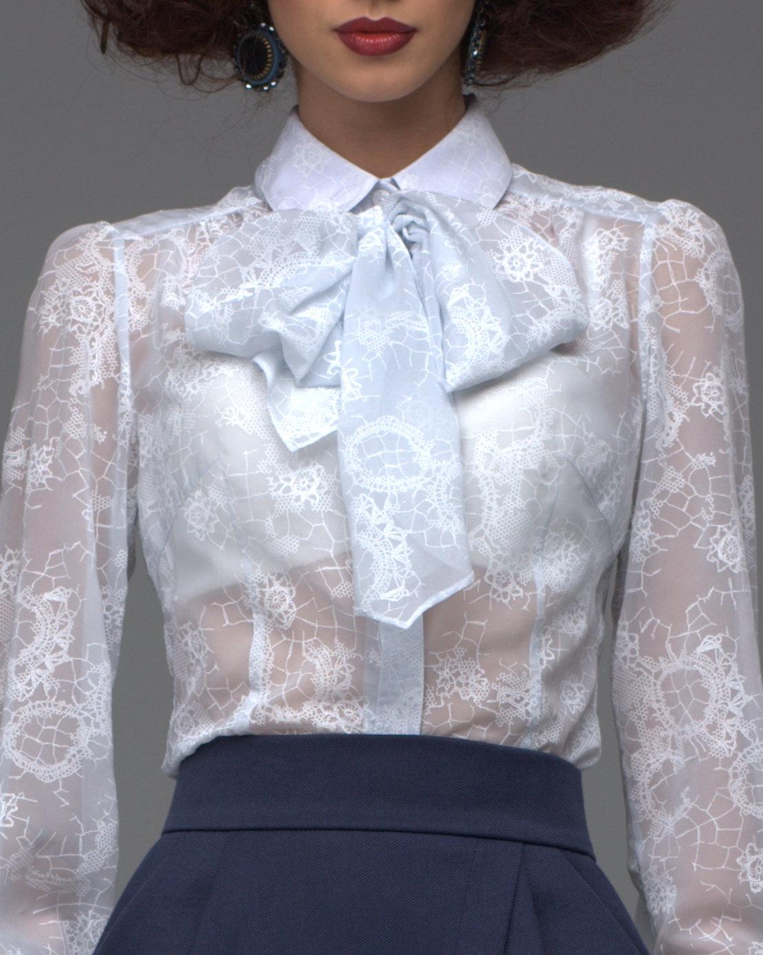 Блузка С Запонками В Волгограде