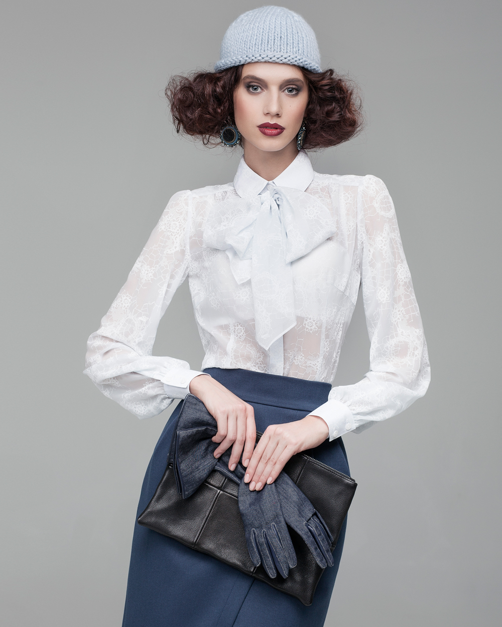 Блузка С Бантом Фото В Спб