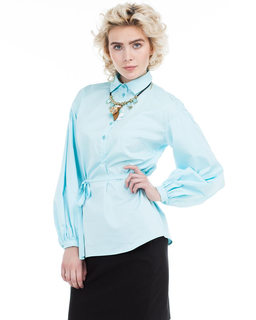 Объемные Блузки