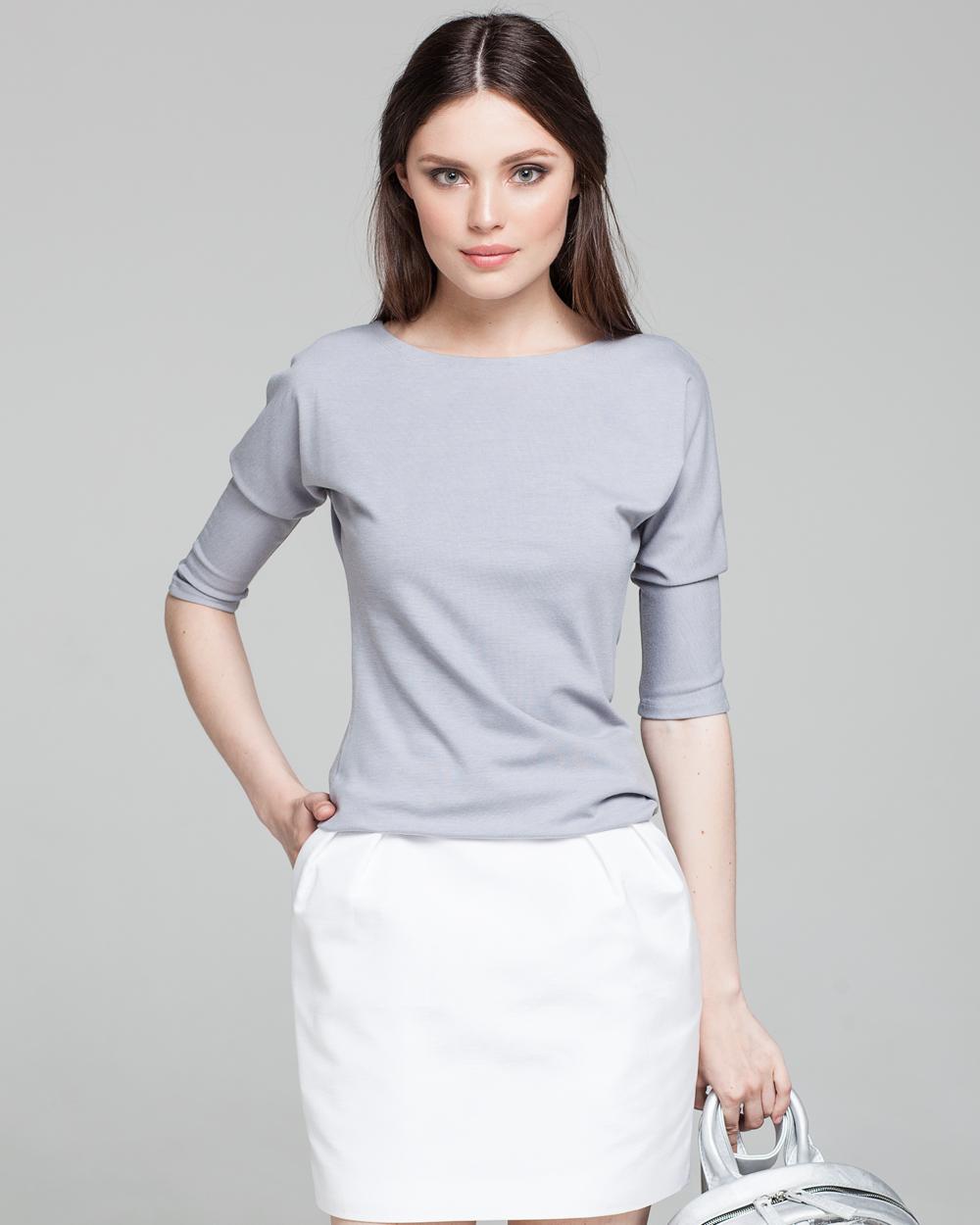 Блузка С V Образным Вырезом В Омске