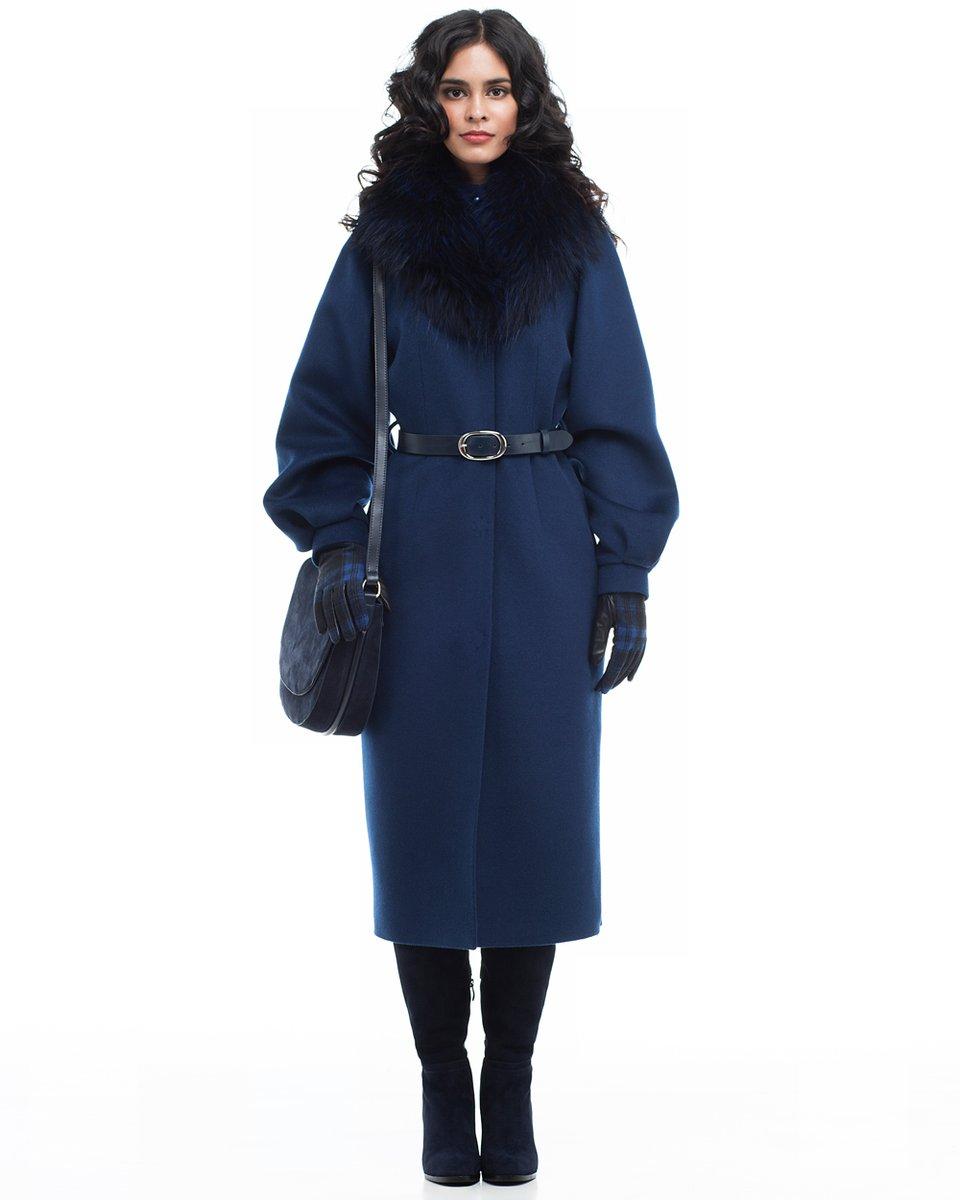 Пальто с юбкой