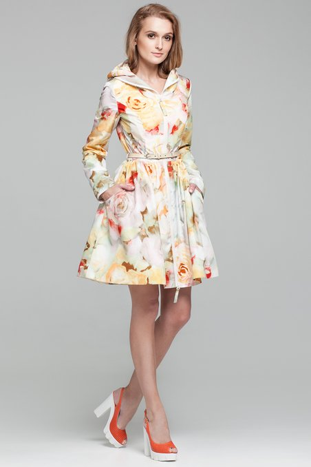 с чем носить юбку с леопардовой расцветкой