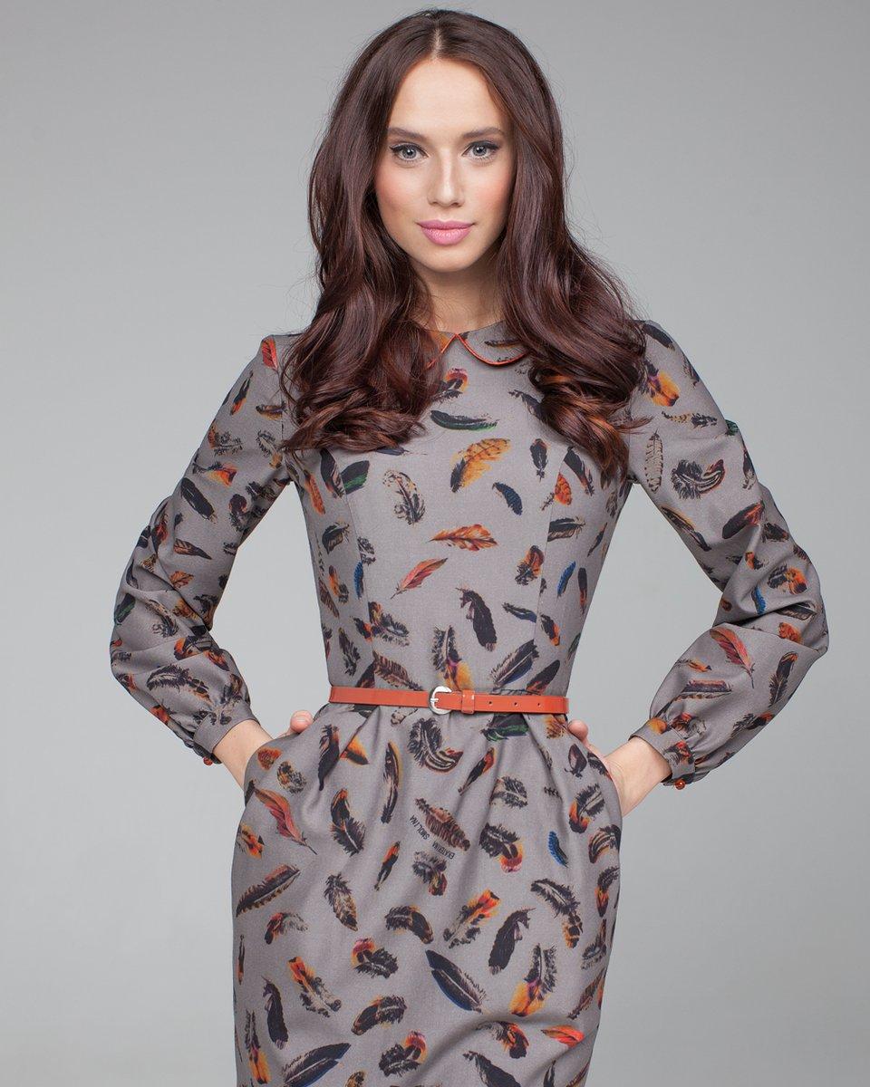 Платье с юбкой тюльпан доставка