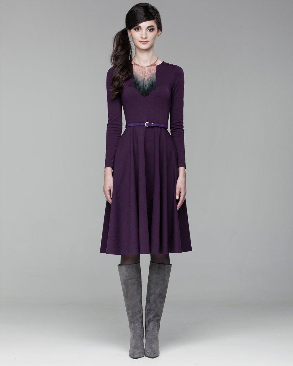 Платье с юбкой солнце доставка