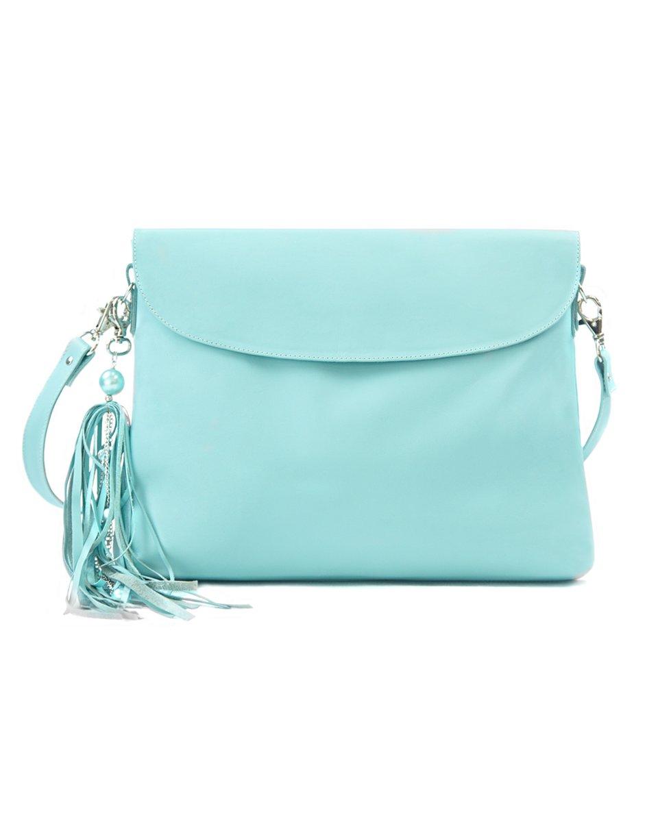 Женские сумки бирюзового цвета