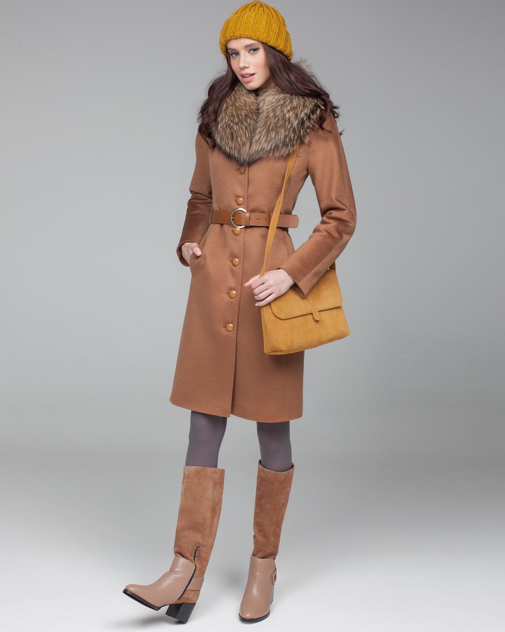Теплые Пальто