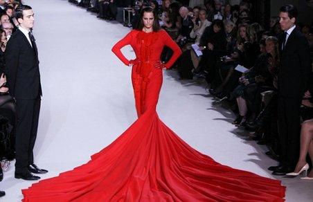 Яркие необычные платья