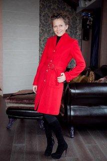 Первое пальто от екатерины смолиной