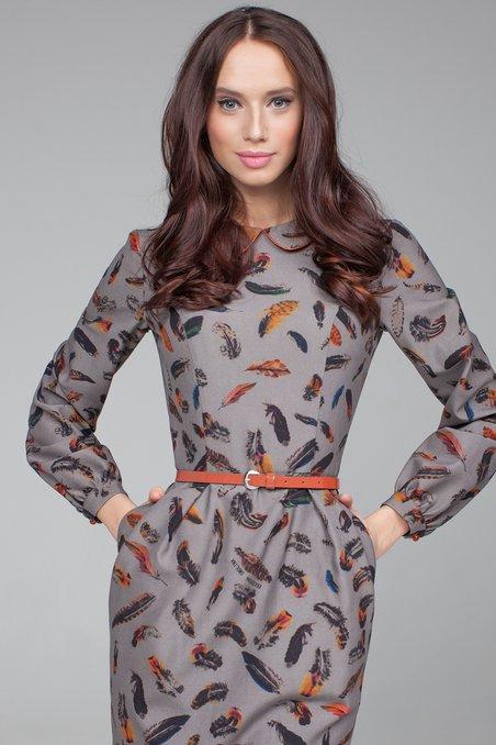 Платья форма тюльпан