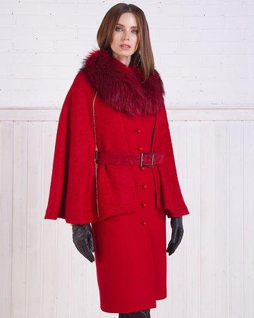 Женские пальто из новой коллекции 2015